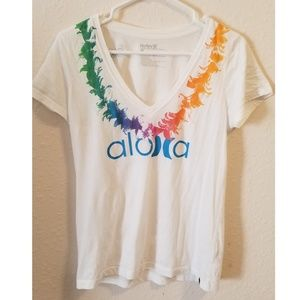 Hurley Aloha V-Neck Shirt - Rare (hard to find)
